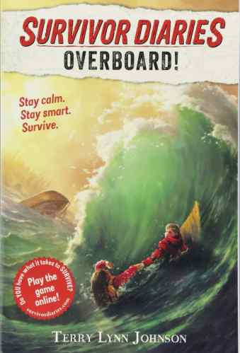Survivor Diaries Overboard - Best Middle Grade Survival Books