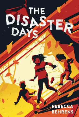 The Disaster Days - Best Middle Grade Survival Books