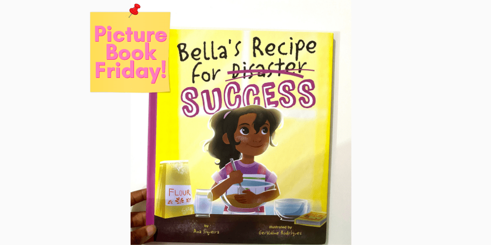 Bella's Recipe for Success growth mindset book review