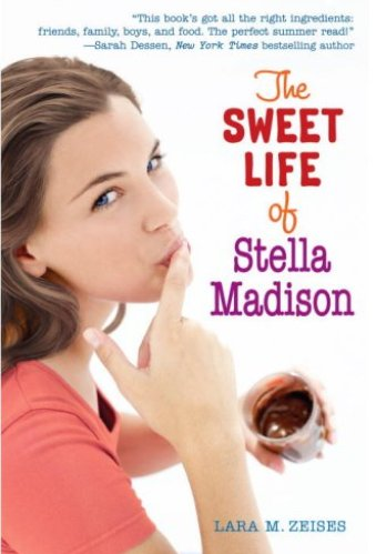 The Sweet Life of Stella Madison - Best YA Books About Food