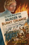 Murder in Burnt Orange cover