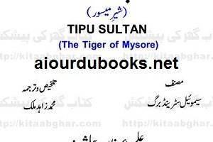 Tipu Sultan Biography By Samuel Strandberg Pdf