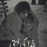 Khuda Ki Basti Novel By Shaukat Siddiqui Pdf