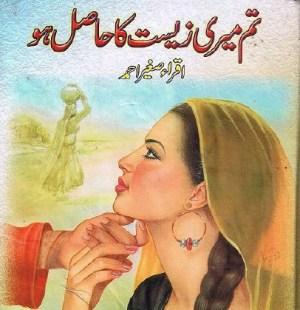 Tum Meri Zeest Ka Hasil Ho By Iqra Sagheer Ahmed Pdf