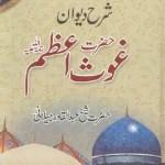 Sharah Deewan Ghaus e Azam Urdu Pdf