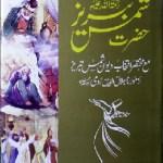 Hazrat Shamas Tabrez By Tariq Mehmood Nomani Pdf