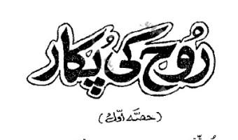 Rooh Ki Pukar Novel Urdu By Mazhar Ul Haq Alvi Pdf