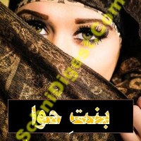 Bint e Hawa Novel By Zainab Nasar Khan Pdf