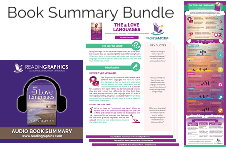 The 5 Love Languages summary_bundle