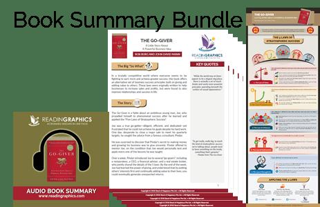 The Go-Giver summary_book summary bundle