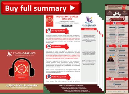 The ultimate sales machine summary_book summary bundle