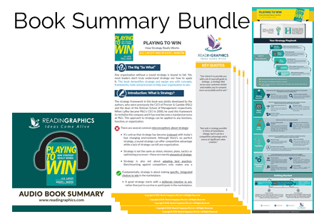 Playing to Win summary_book summary bundle