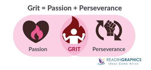 Grit book summary_passion-perseverance