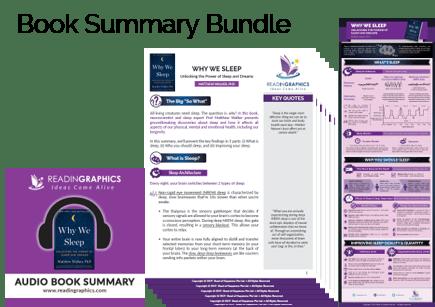 Why We Sleep summary_Book Summary