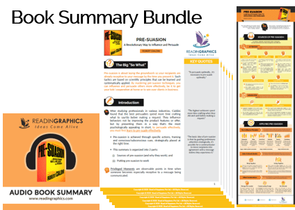 Pre-suasion summary_book summary bundle