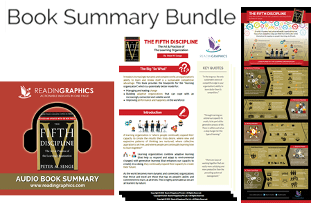 Best Strategy Books_The Fifth Discipline summary