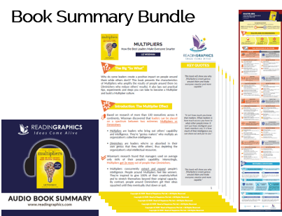 Multipliers summary_Book Summary Bundle