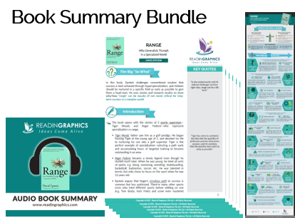 Range summary - Book summary bundle