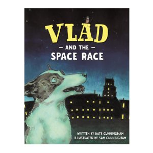 Vlad and the Space Race shortlisted for award