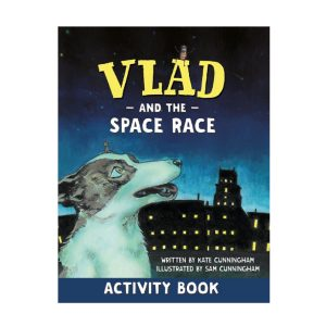 Vlad and the Space Race Activity Book – downloadable pdf