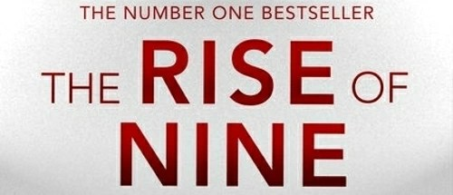 ROOM 31: The Rise of Nine by Pittacus Lore