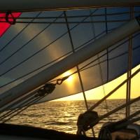 Throwback Thursday - crossing the Atlantic Ocean