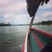 How to get from Palenque, Mexico, to Tikal, Guatemala