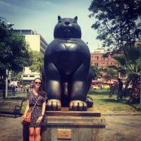 Medellin - the Real City Walking Tour (and some Colombian history)