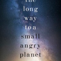 Friday Reads - a long way to a small angry planet