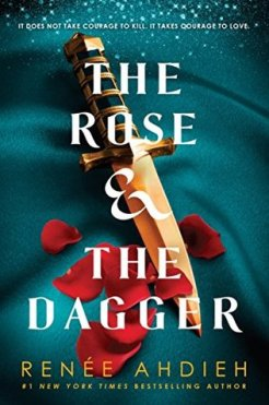 The Rose and the Dagger UK Cover