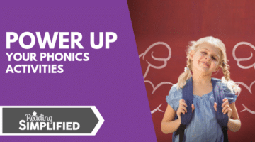 Power Up Your Phonics Activities