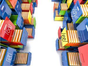 file folders sort it