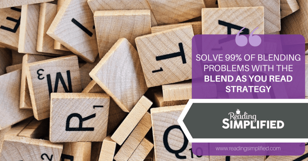 Quick Help for Blending Challenges