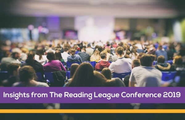 The Reading League conference image