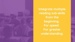 Learn Letter Sounds_benefits of integrating multiple skills