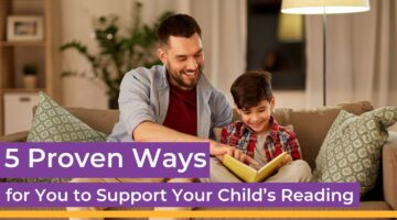 5 Proven Ways to support your child's reading_blog cover reduced