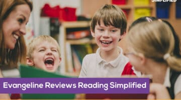 Evangeline Reviews Reading Simplified