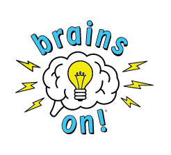 brains on podcast logo
