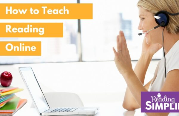 How to Teach Reading Online