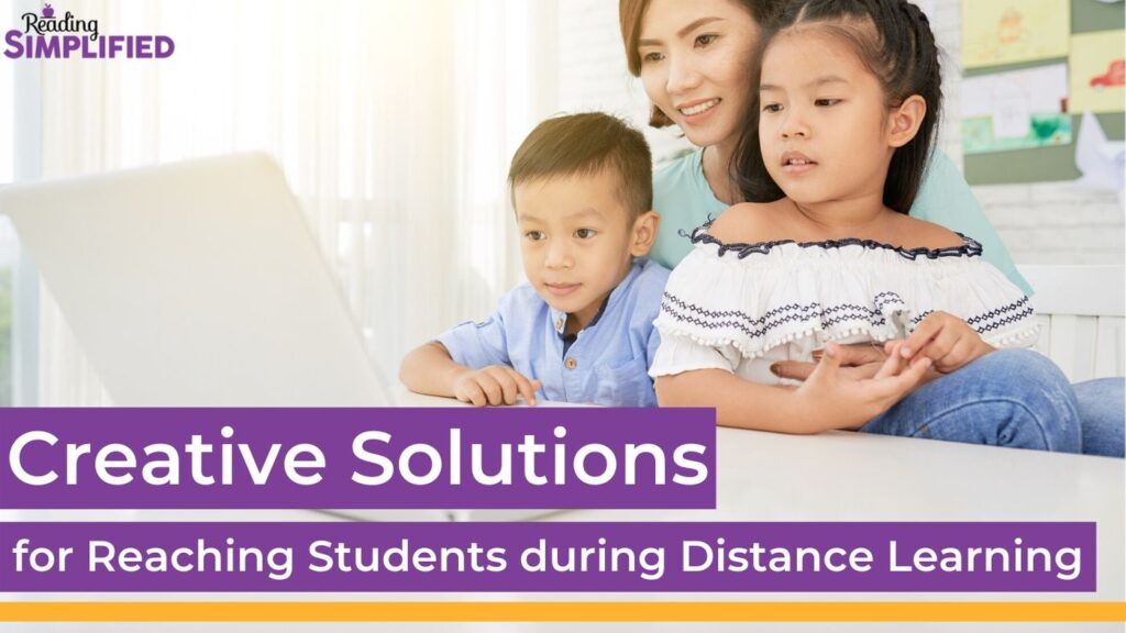 creative solutions distance learning