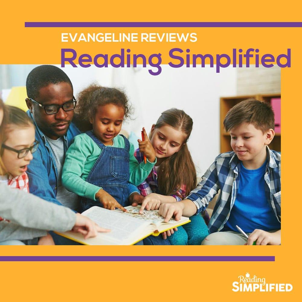 1st grade teacher reviews Reading Simplified