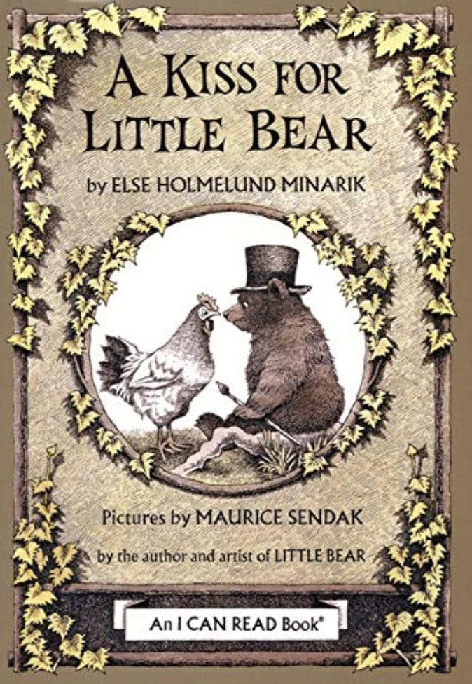 'A Kiss For Little Bear,' by Else Holmelund Minarik