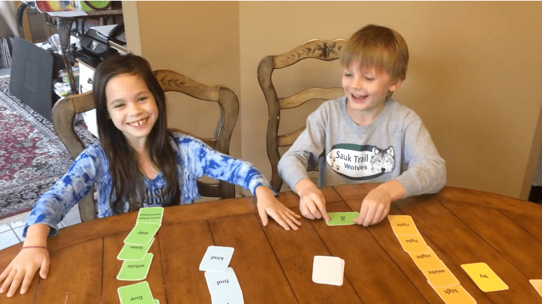 SIGHT WORDS THRU PHONICS: A GAME THAT ACTUALLY TEACHES–STEAL IT