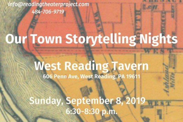 Storytelling Night: Our Town