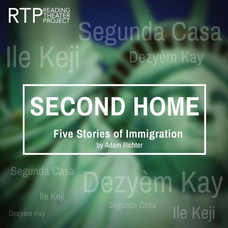 Playreading: SECOND HOME