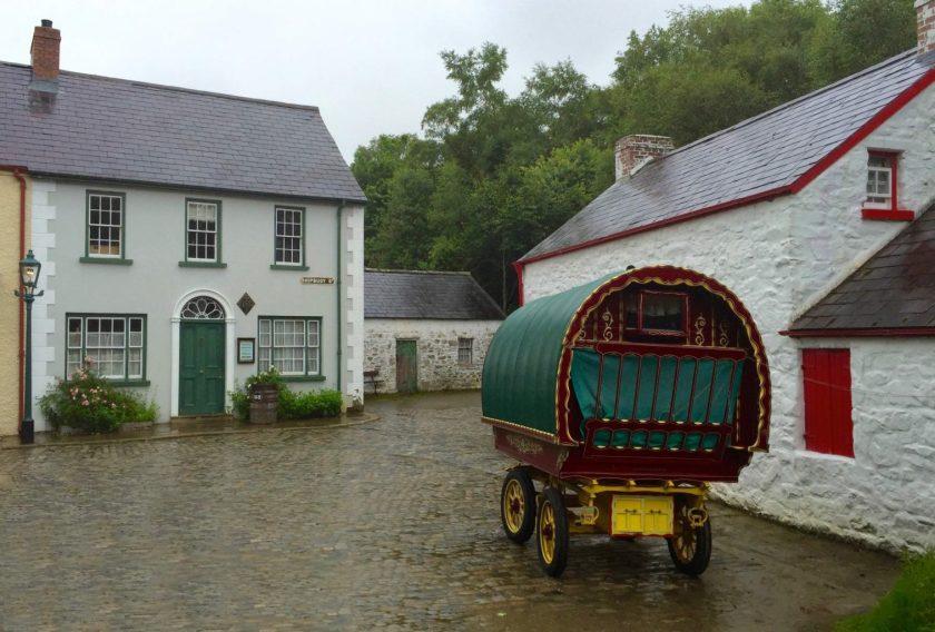 Ulster travel: Ulster American Folk Park, Co Tyrone