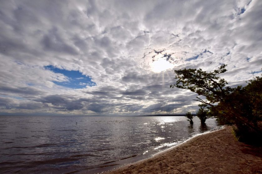 Ulster travel: Lough Neagh