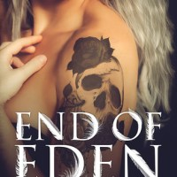 Cover of the week— End of Eden by S.L Jennings