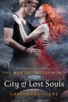City of Lost Souls (TMI Book 5)