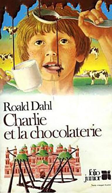 """Roald Dahl 'Charlie et la chocolaterie"""""""